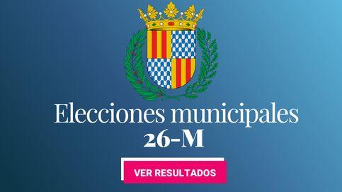 Resultados de las elecciones municipales 2019 en Badalona
