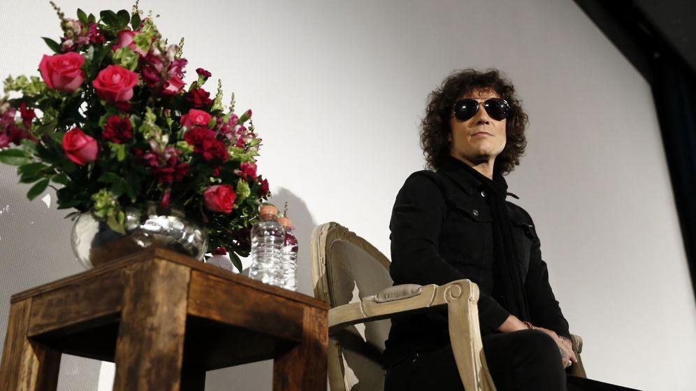 Foto: Bunbury en la presentación en Ciudad de México de 'Expectativas', su nuevo disco. (EFE)