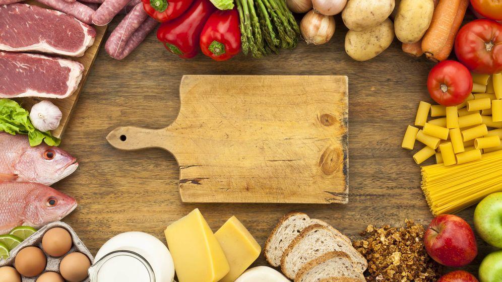 Foto: Todos los alimentos están permitidos en esta dieta. (iStock)