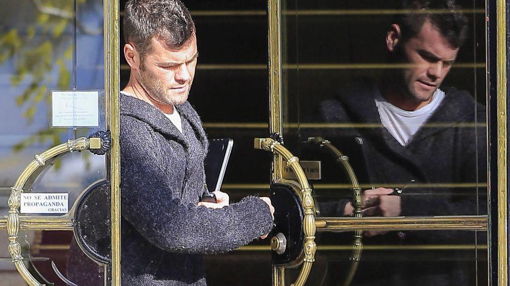 Fonsi Nieto denuncia a Lucía Pariente por llevar a su hijo al plató de 'SV'
