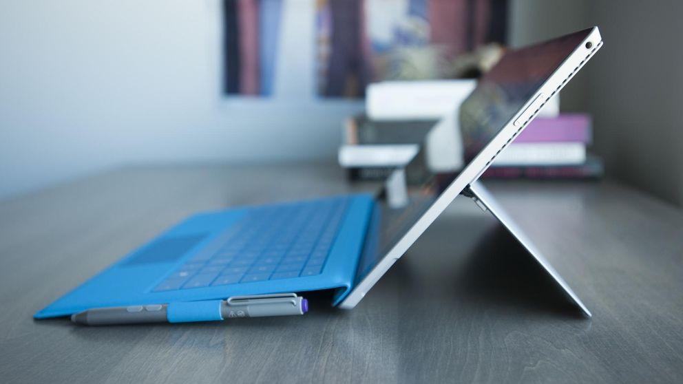 Microsoft pasa de imitar a ser imitado gracias a Surface