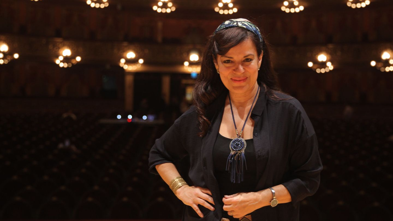 La cantante Nancy Herrera. (EFE)