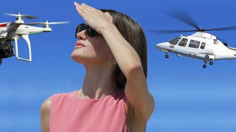 Zarzuela desde el aire: del dron de Palacio al falso helicóptero de Letizia