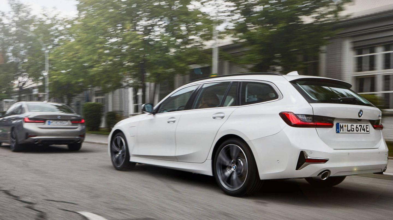 BMW tenía previsto mostrar los Concept i4, iX3 y los hibridos enchufables de la Serie 3, los 330e.