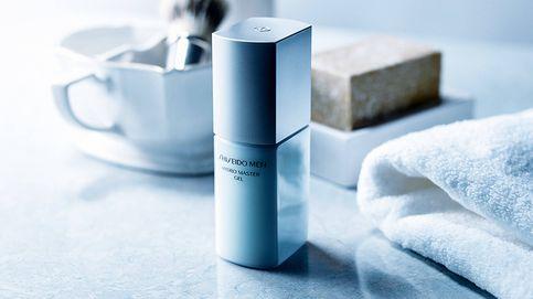 Shiseido, hidratación para la piel masculina