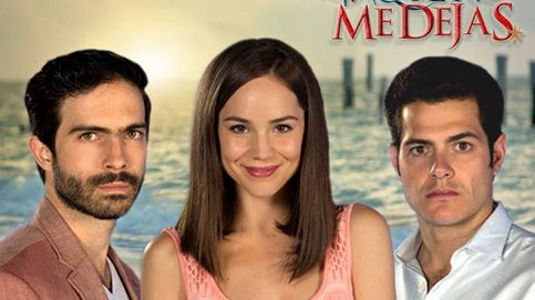Alejandro Sanz pone música a la telenovela 'A que no me dejas' de Nova