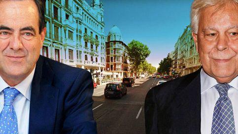 José Bono, Felipe González, Javier Bardem... ¡Vecinos!