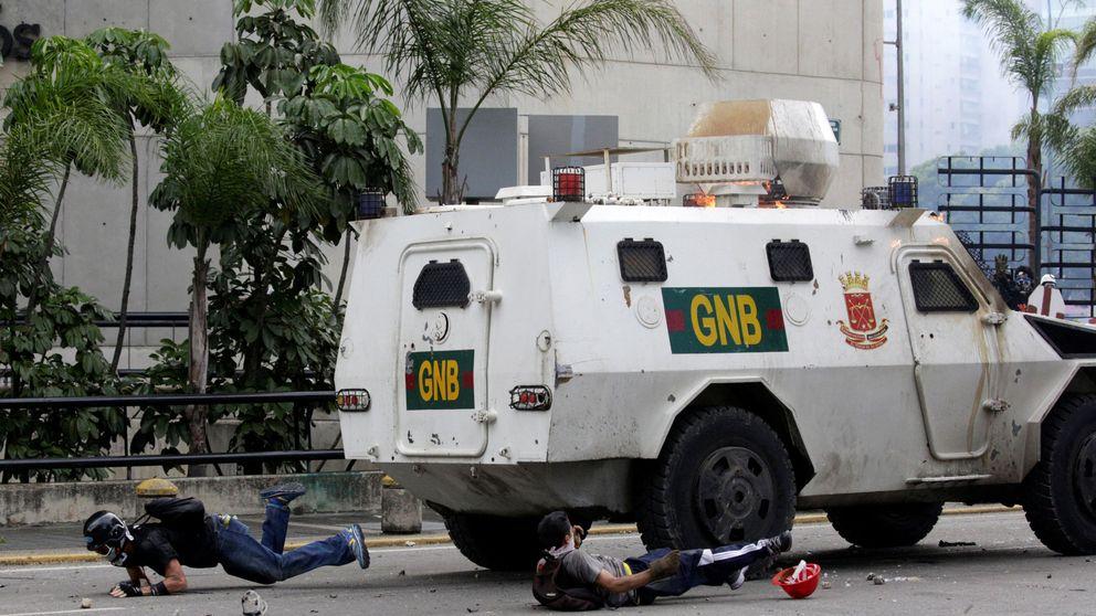 La ONU acusa de torturas y abusos a las fuerzas de seguridad de Venezuela
