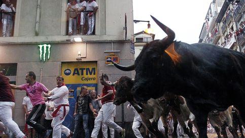 Los toros de José Escolar dejan un limpio segundo encierro bajo la lluvia