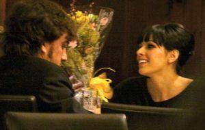 Foto: La noche más romántica de Fernando Alonso y su mujer
