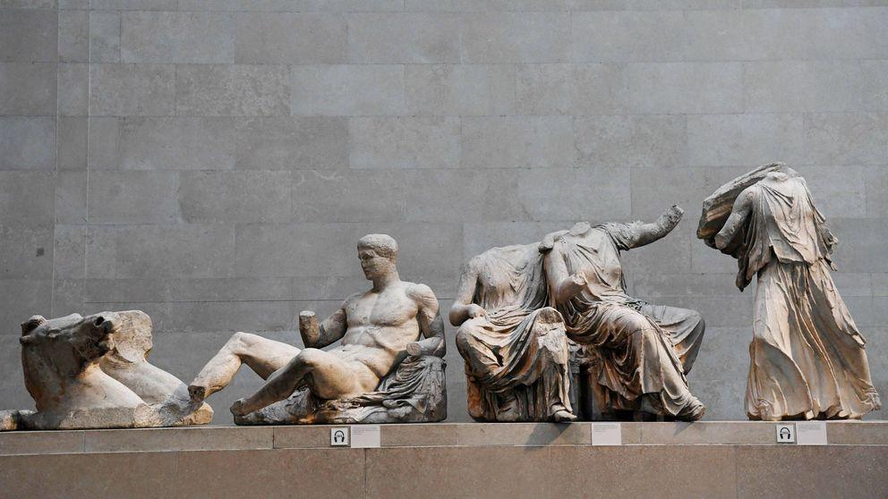 ¿Está la vuelta de los mármoles del Partenón en la mesa de negociación del Brexit?