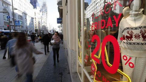 El Black Friday no reanima el consumo: las ventas con tarjetas se hunden un 27%