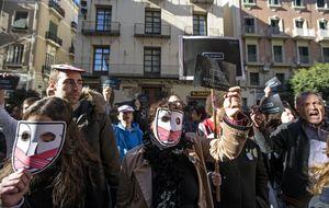 La Generalitat 'tira los tejos'; a TVE un mes después de cerrar Canal 9
