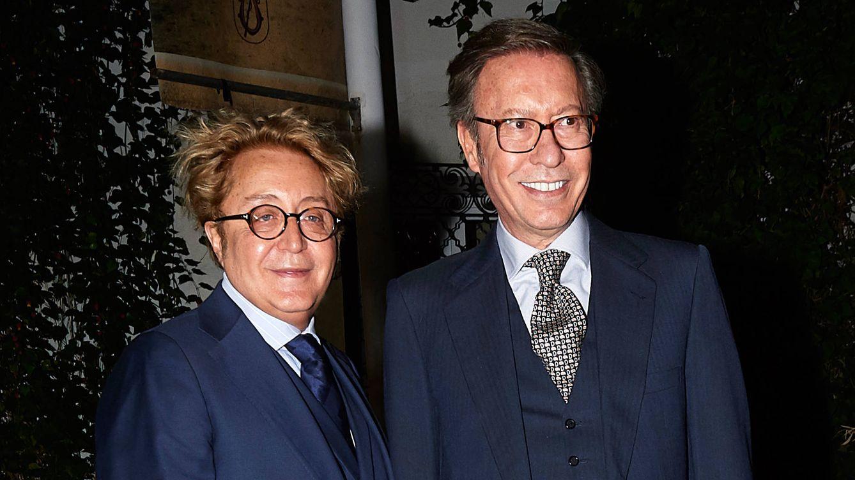Foto: Victorio y Lucchino, en una foto de archivo. (Gtres)
