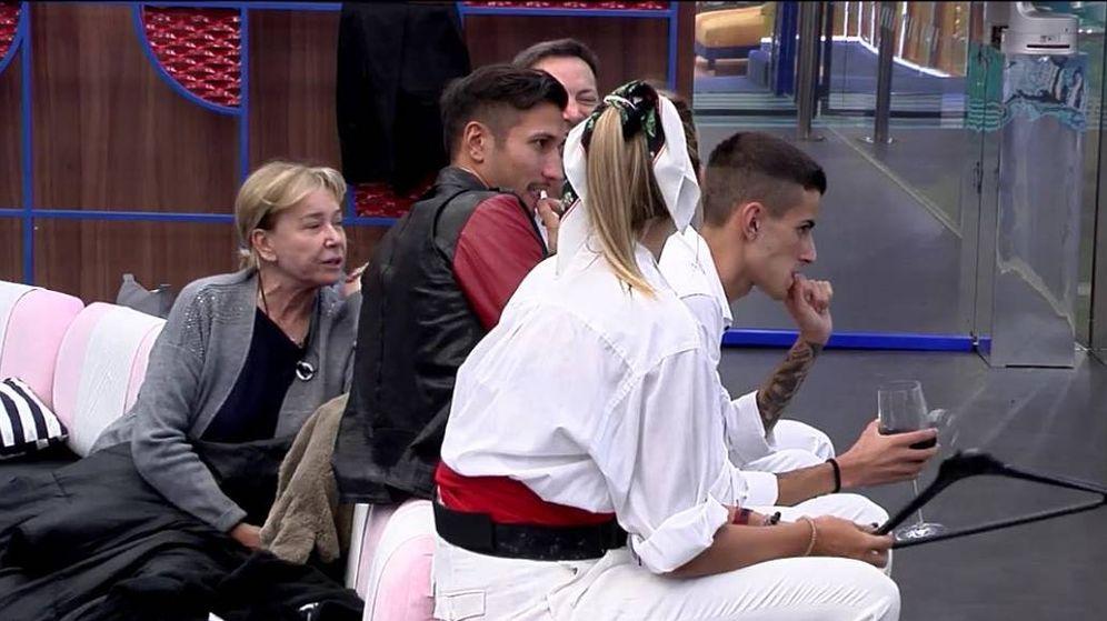 Foto: Concursantes de 'GH VIP 7'. (Mediaset España)
