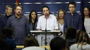 La Policía descubre que Podemos celebra ritos satánicos en sus sedes
