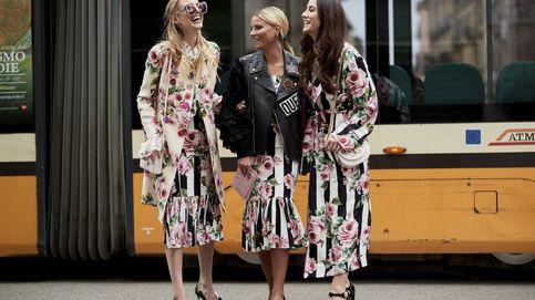 Abrigos, vestidos... Deja que el estampado de flores impregne tus looks de otoño