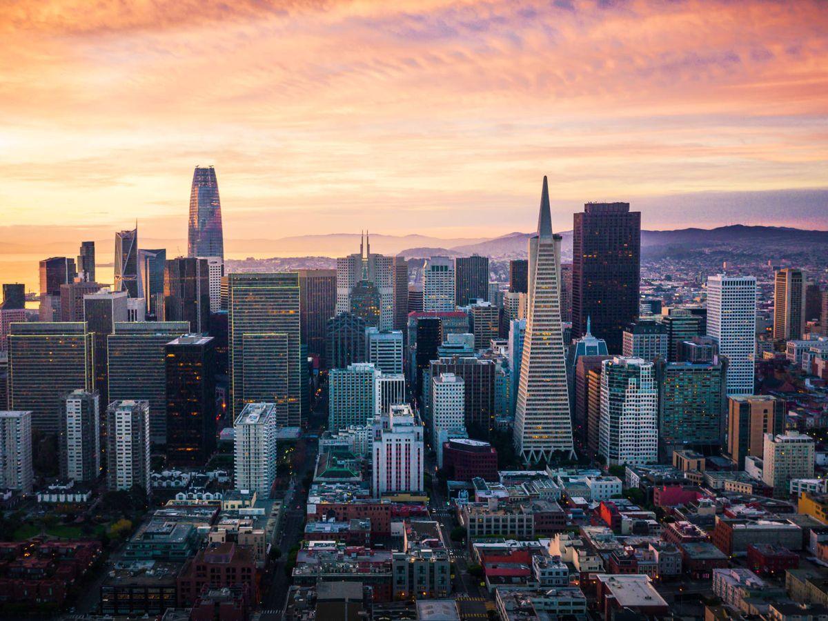 Foto: San Francisco ha sido elegida como la mejor ciudad del mundo en 2021 (iStock)