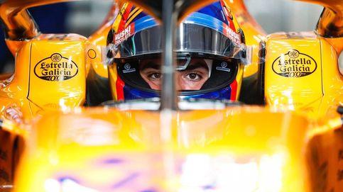 El grajo de McLaren vuela bajo porque ha hecho un frío del carajo