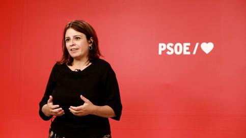 Lastra rechaza una gran coalición PSOE-PP y considera a Errejón parte del problema