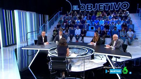 El himno nacional de Marta Sánchez, a debate en 'El objetivo de Ana Pastor'