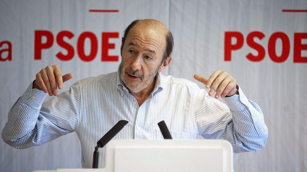 Foto: Fotografía de archivo del 08 03 2015 del ex secretario general del PSOE Alfredo Pérez Rubalcaba. (EFE)