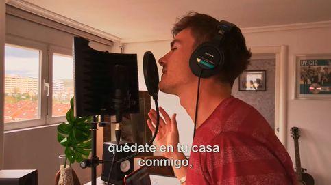 'Quédate en tu casa': el himno del cantante de La Pegatina durante la cuarentena