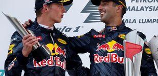 Post de Red Bull y sus
