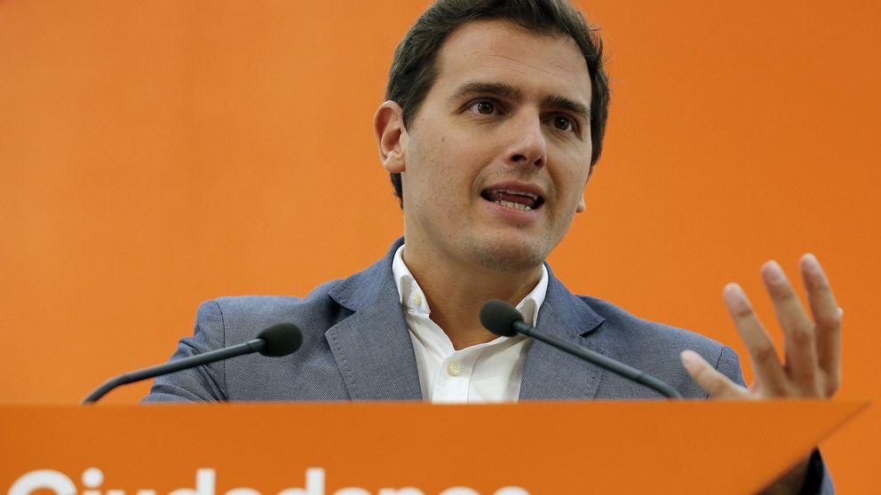 Rivera presiona al Gobierno con el 155: No actuar hoy es ya una imprudencia