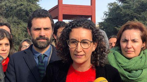 Fiscalía reclamará la entrega de Rovira, Comín y Ponsatí por sedición