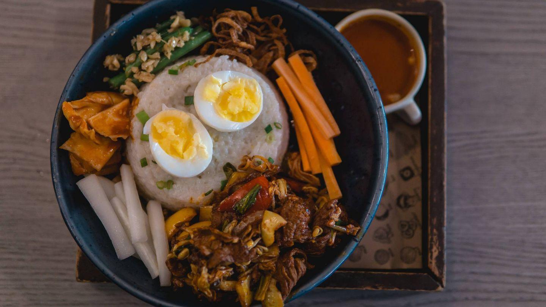 Dieta coreana para adelgazar. (Vaishnav Chogale para Unsplash)
