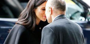 Post de La aparición sorpresa de Meghan Markle en el día grande de la reina y Kate