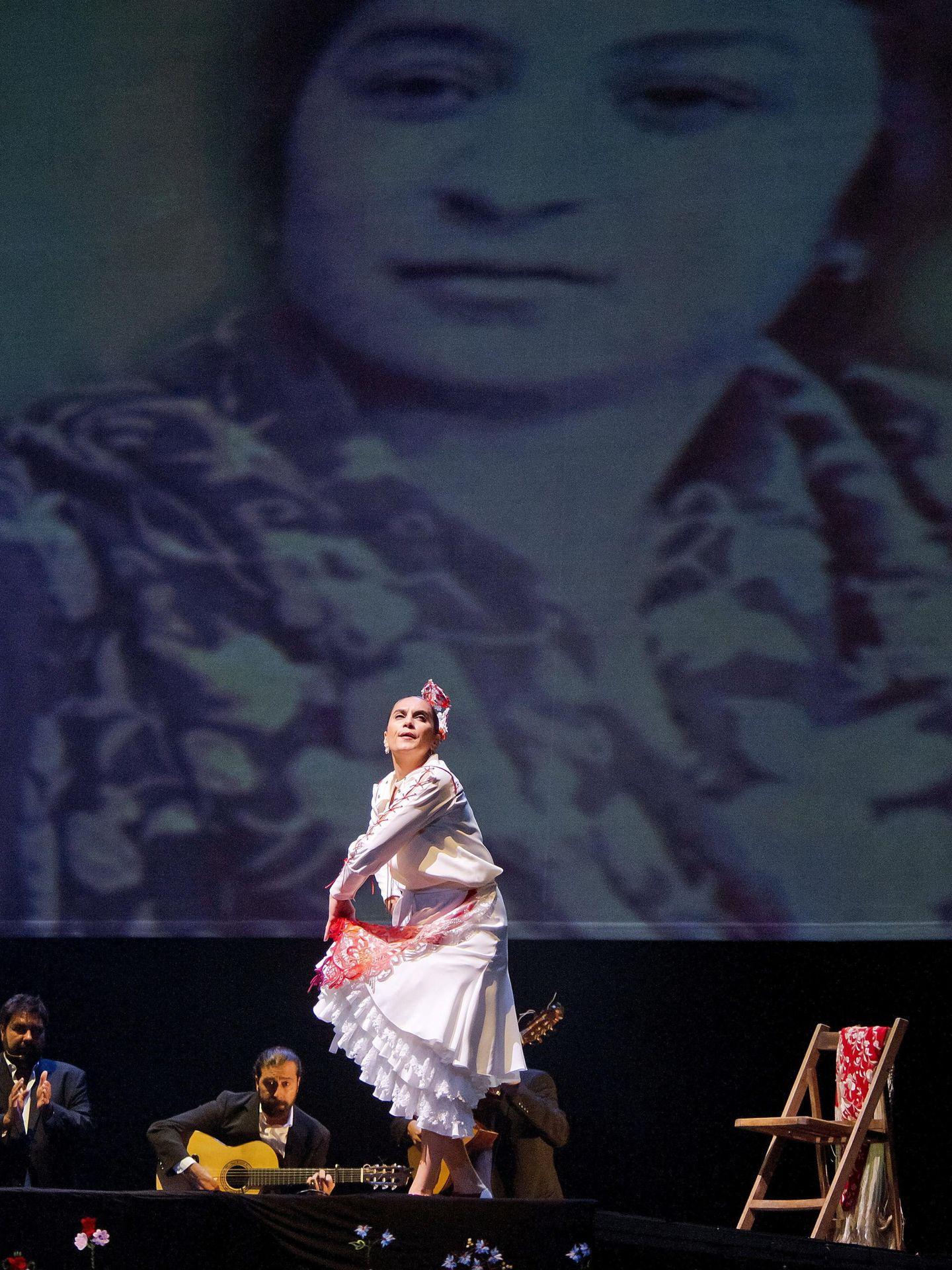 'En la memoria del cante: 1922', el espectáculo más visto de danza (EFE)