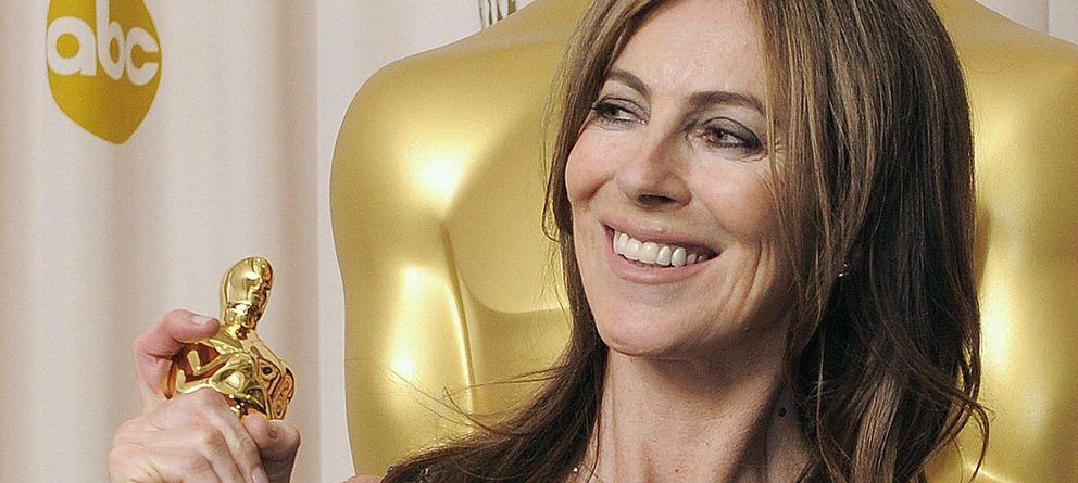 Foto: Kathryn Bigelow, única mujer ganadora el Oscar al mejor director (EFE)