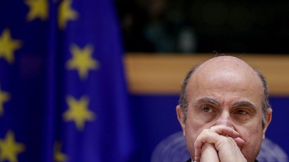 Foto: Luis de Guindos, vicepresidente del Banco Central Europeo (BCE) (Efe)