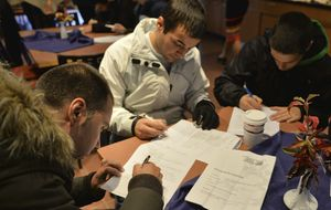 Jaén no es para jóvenes: un 74% de paro entre los menores de 25
