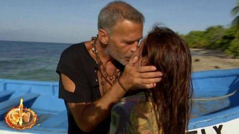Gritos, reproches y beso en la última noche de Carlos Lozano y Miriam