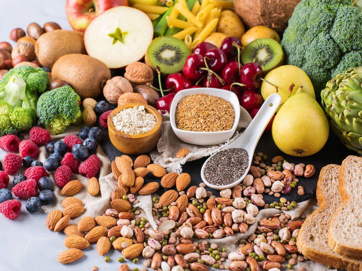 Foto: Alimentos indispensables. (iStock)