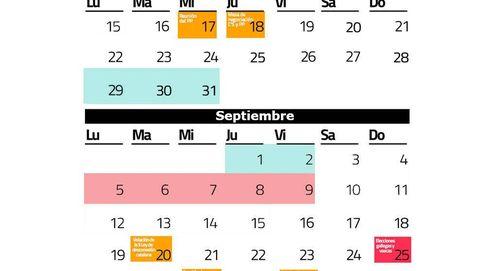 45 días de infarto: este es el calendario que decide el futuro de España