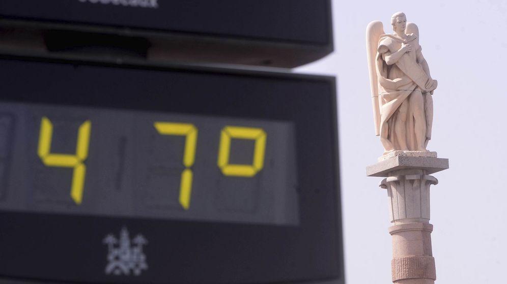 Foto: Ola de calor en España: el termómetro fulmina sus registros