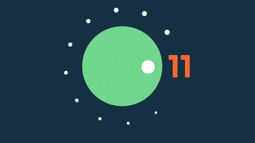 Foto: Logotipo de Android 11. Foto: Google.