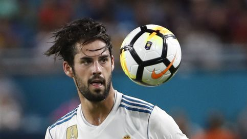 No se quiso ir al Barça: cuando Isco sintió que ya no es el patito feo del Real Madrid