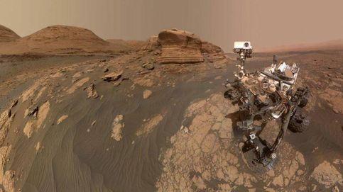 La NASA revela un selfie del rover Curiosity en el 'Mont Mercou' de Marte