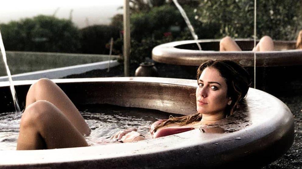 Blanca Suárez revoluciona las redes con un posado (reciclado) en bikini