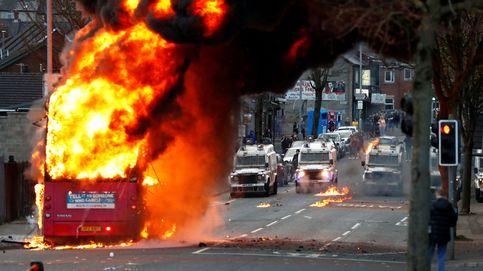 La violencia en Belfast, un complejo puzle más allá del Brexit