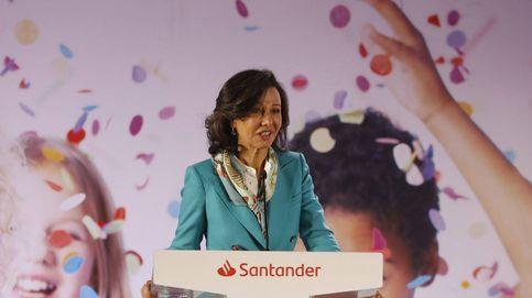 Santander estudia la venta de créditos inmobiliarios tasados en 12.000 millones