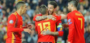 Post de El esperpento de una España sin gol lo salva Sergio Ramos y su 'Panenka'
