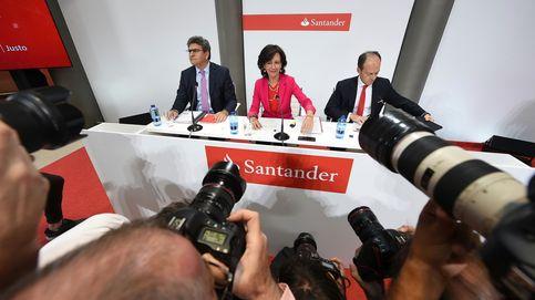 Santander se aferra a la doctrina Banco de Valencia y recurrirá en el caso Popular