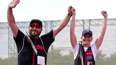 Fernández y Gálvez conquistan el primer oro de España en una final agónica de tiro