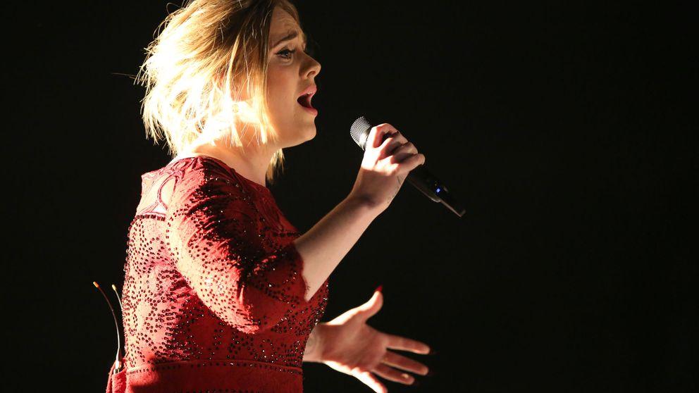 Adele: Me paso todo el día llorando tras el ridículo en los Grammy